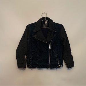 Levi's Denim Biker Jacket
